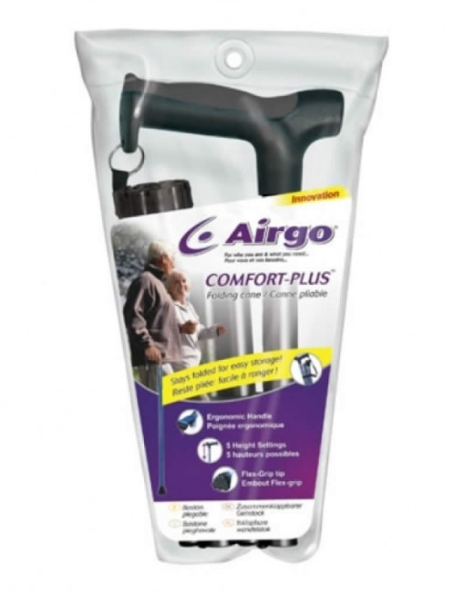 Airgo Comfort Plus Folding Canes in Canes/Folding