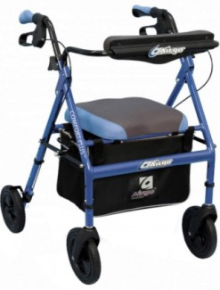 Airgo Comfort Plus Rollator - Rollators/Heavy Duty