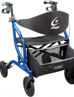 Airgo eXcursion X23 - Tall Rollator - Rollators/