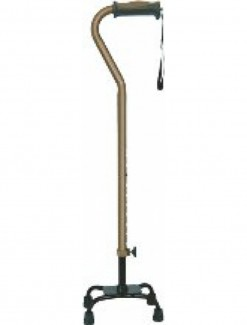 Airgo Small Base Quad Cane - Canes/Quad