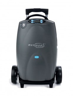 SeQual Eclipse 5 Oxygen Concentrator - Respiratory Care/Oxygen Concentrator