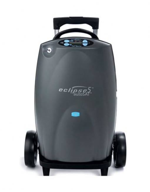 SeQual Eclipse 5 Oxygen Concentrator in Respiratory Care/Oxygen Concentrator