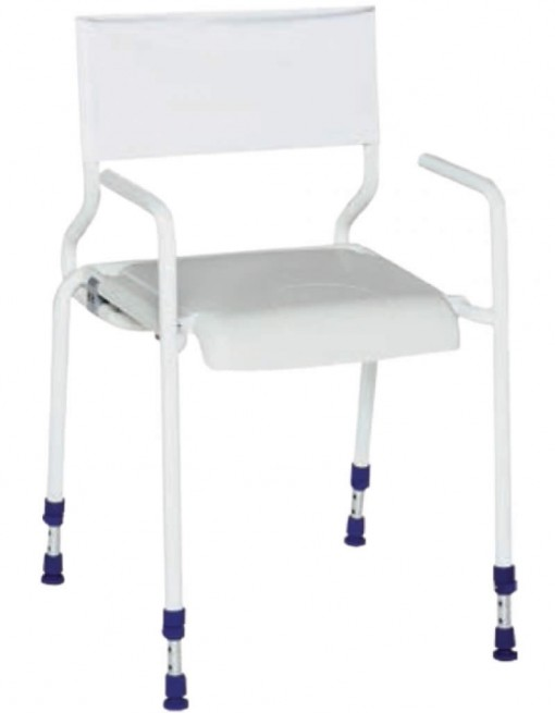 Aquatec Pluto Shower Chair in Bathroom Safety/Shower Chairs & Seats