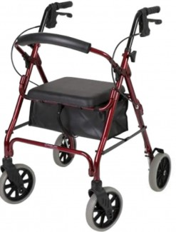 Auscare Rollator - Low Seat - Rollators/