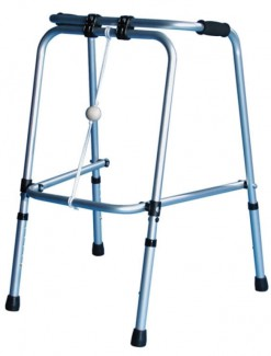 British Folding Walker - Auscare - Walkers/Standard