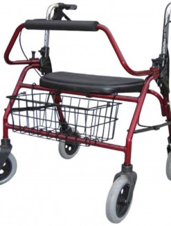 Supa Mack Bariatric Walker - Bariatric & Large/Bariatric Rollators