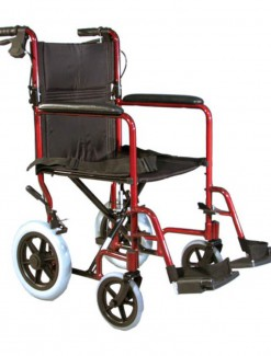 Auscare Shopper 12 Wheelchair - Manual Wheelchairs/Folding Ultralight