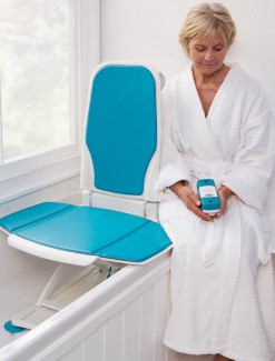 Bath Lift Sonaris Bathmaster - Bathroom Safety/Personal Bath Lifts
