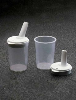 Cup Feeding Cup with Long Spout - Daily Aids/Drinking Aids
