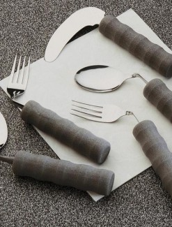 Cutlery Angled Lightweight - Daily Aids/Dining & Eating Aids