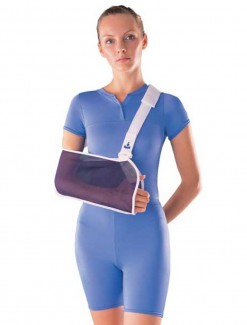 Mesh Arm Sling - Braces & Supports/Upper Body/Arm & Elbow