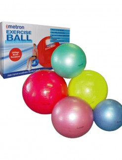 Metron Physio Exercise Balls - Fitness & Rehab/Exercise Balls & Accessories