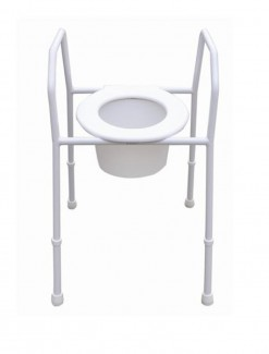 Over Toilet Aid Steel - Bathroom Safety/Toilet Aids