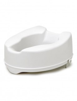 Raised Toilet Seat Savannah - Bathroom Safety/Raised Toilet Seats