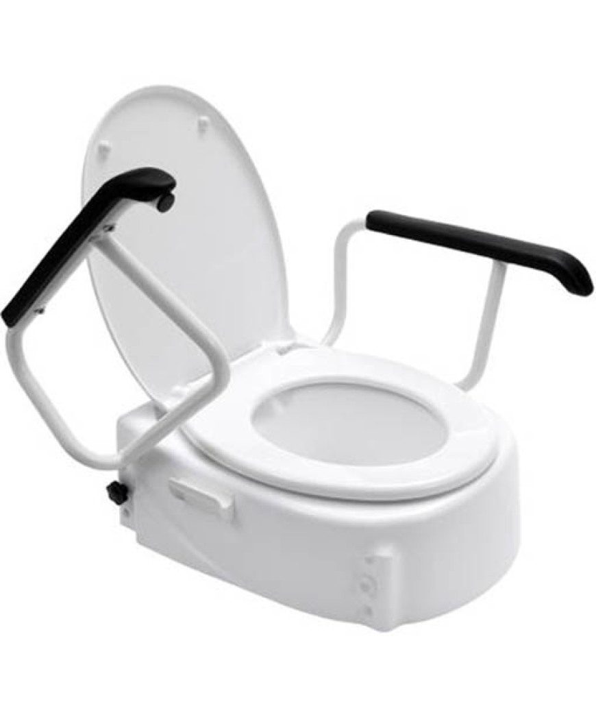 Original Raised Toilet Seats » Bathroom Safety | Mobility Sales ...