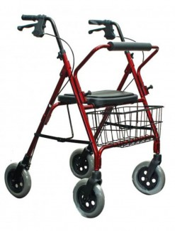 Seat Walker Heavy Duty High Mack - Walkers/Heavy Duty