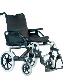 Breezy BasiX Transit Wheelchair - Manual Wheelchairs/Rigid Ultra Lightweight
