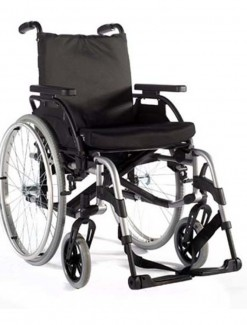 Breezy BasiX Wheelchair - Manual Wheelchairs/Standard Weight