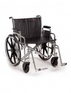 Breezy EC2000 HD Wheelchair - Manual Wheelchairs/Heavy Duty