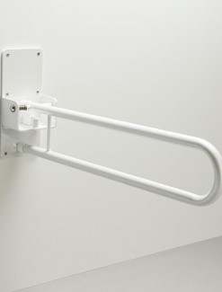 Drop Down Rail - Bathroom Safety/Grab Bars