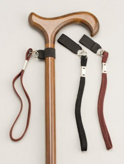 Leather Wrist Strap for Walking Stick - Canes/Walking Sticks