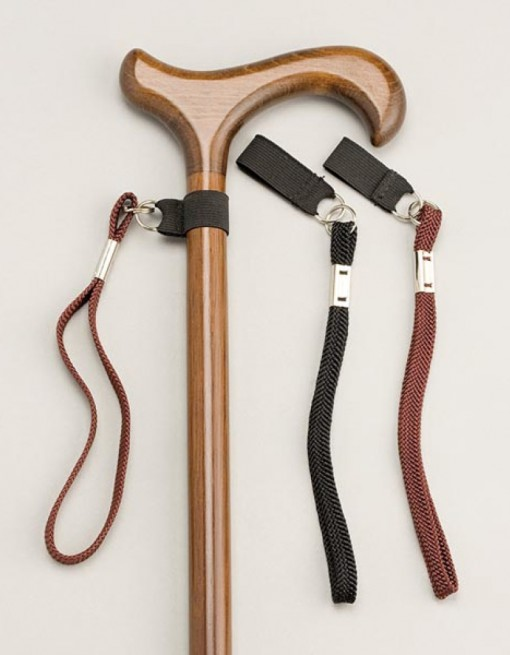 Leather Wrist Strap for Walking Stick in Canes/Walking Sticks