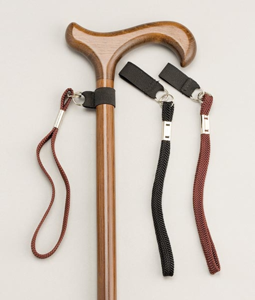 Leather Wrist Strap For Walking Stick