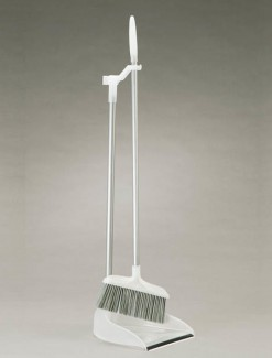 Long Handled Dust Pan and Brush - Daily Aids/Cleaning Aids