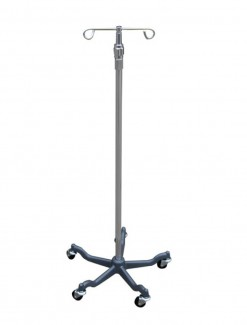 Mobile IV Pole - Professional/Medical Supplies/IV Poles