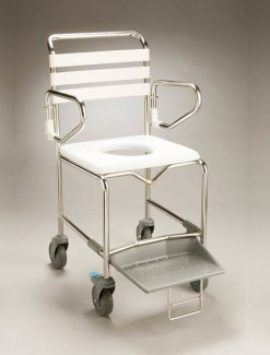 Shower Commode Mobile - Bathroom Safety/Commodes