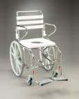 Shower Commode Self Propelled - Bathroom Safety/Commodes