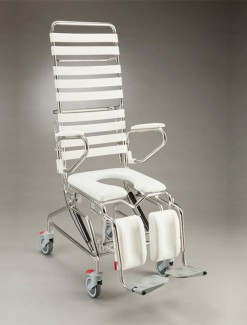 Shower Commode Tilting - Bathroom Safety/Commodes