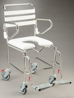 Shower Commode Transit - Bathroom Safety/Commodes