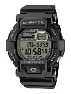 CASIO G-Shock GD-350-1 vibrating watch - Medication Aids/Medication Reminders & Alarms