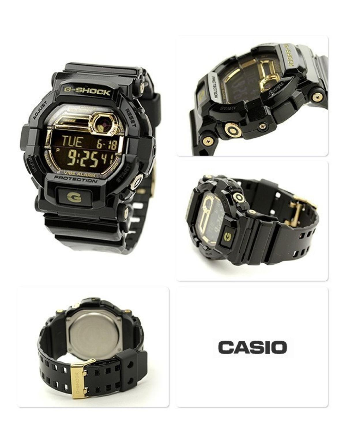 You ll Find CASIO G-Shock GD-350BR-1 vibrating watch As Low As  219.00  ba9a8c411c