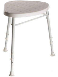 Days Corner Shower Stool - Bathroom Safety/Shower Chairs & Seats