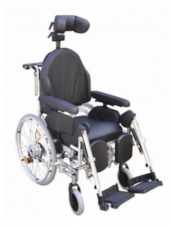 Days Healthcare R2 Tilt Wheelchair - Manual Wheelchairs/Specialty