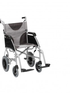Drive Ultra Lightweight Aluminium Transit Wheelchair - Manual Wheelchairs/Lightweight