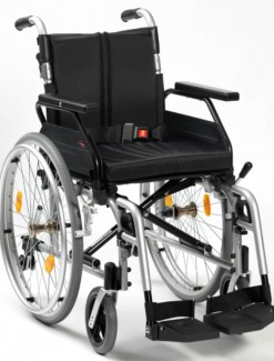 Drive XS2 Self Propelled Wheelchair - Manual Wheelchairs/Heavy Duty