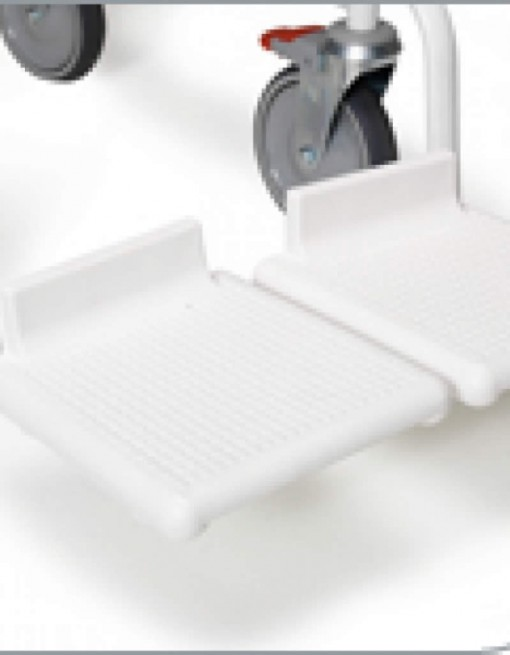 Etac Folding footrest, pair in Bathroom Safety/Commode Accessories