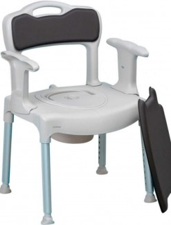 Etac Swift Commode Chair - Bathroom Safety/Commodes