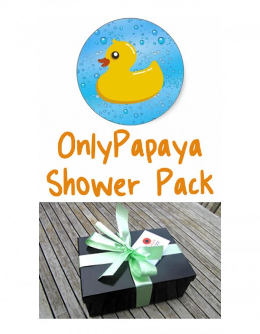OnlyPapaya Shower Pack - Daily Aids/Wound Creams, Lotions & Gels