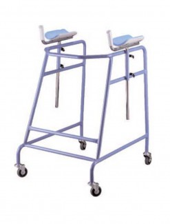 Heavy Duty Forearm Support Walker - Bariatric & Large/Bariatric Walkers