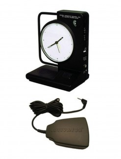 ILY Vibrating Clock with bed pillow shaker TTC-ILY - Medication Aids/Medication Reminders & Alarms