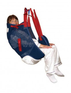 General Purpose Hygiene with Head Support - Professional/Patient Transfer/Patient Slings