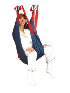 General Purpose Sling with Head Support - Professional/Patient Transfer/Patient Slings
