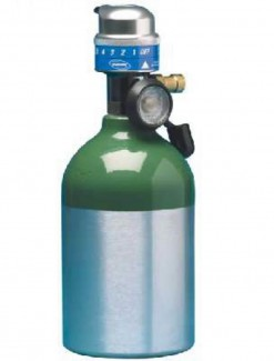 Homefill 9L Cylinder - Respiratory Care/Oxygen Accessories