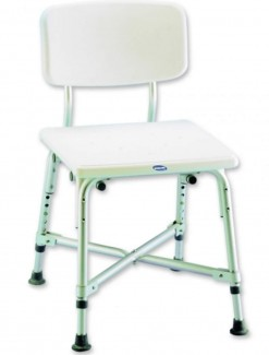 Invacare Bariatric Shower Chair - Bariatric & Large/Bariatric Bathroom Safety