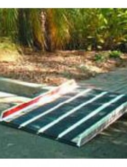 Invacare Portable Ramps - Edge Barrier Limiter - Ramps/Folding