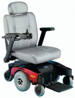 Invacare Pronto M51 Powerchair - Power Wheelchairs/Indoor Use